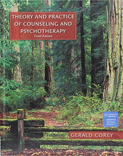 9781305935099: Bundle: Theory and Practice of Counseling and Psychotherapy, 10th + MindTap Counseling, 1 term (6 months) Printed Access Card for Corey's Theory and ... and Psychotherapy and Case Approach