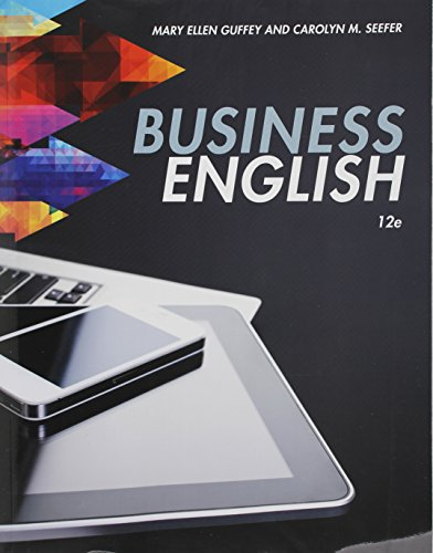9781305938892: Bundle: Business English, 12th + LMS Integrated for MindTap Business Communication, 1 term (6 months) Printed Access Card
