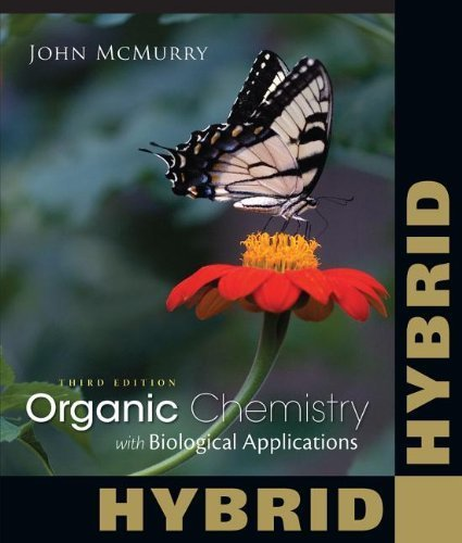 9781305943186: Organic Chemistry with Biological Applications, Hybrid (with OWLv2 24-Months Printed Access Card)
