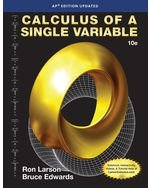 9781305952911: Calculus of a Single Variable (AP Edition Updated)