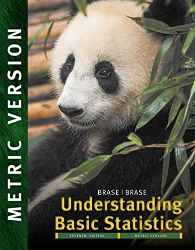9781305954908: Understanding Basic Statistics, International Metric Edition