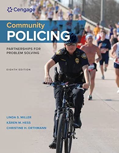 Community Policing: Partnerships for Problem Solving: Miller, Linda S./
