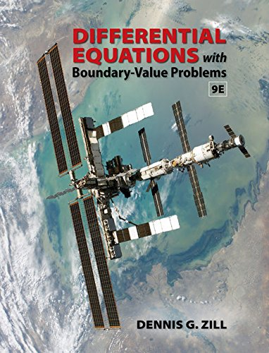 9781305965799: Differential Equations with Boundary-Value Problems