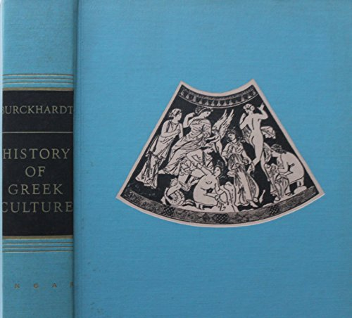 9781306359108: History of Greek Culture