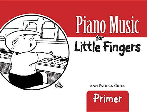 9781306393034: Piano Music for Little Fingers: Primer