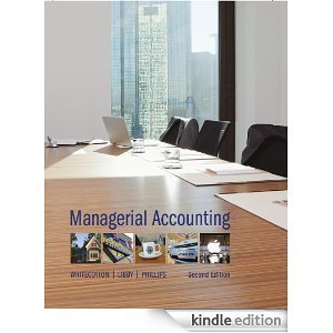 9781308012117: Managerial Accounting