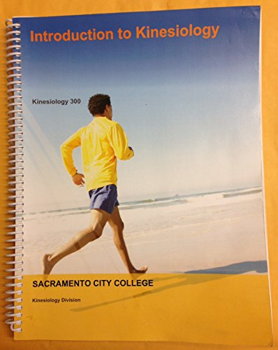 9781308141121: Introduction to Kinesiology 300 (Sacramento City College Edition)