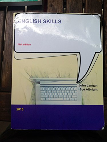 9781308142432: English Skills