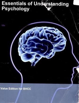 9781308155869: Essentials of Understanding Psychology