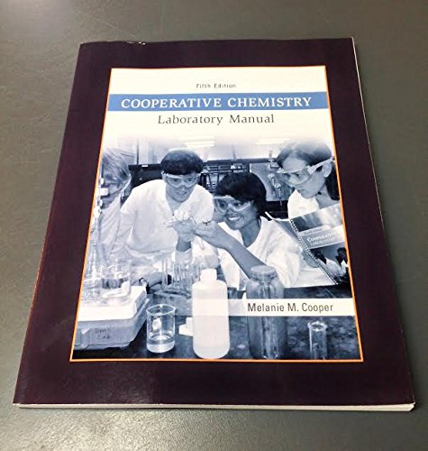 9781308160450: Cooperative Chemistry Laboratory Manual