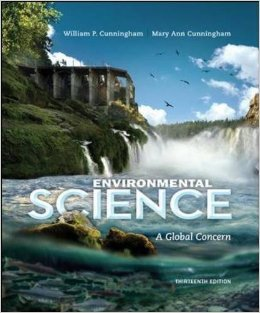 9781308162980: Environmental Science a Global Concern 13th Edition (College of Dupage)