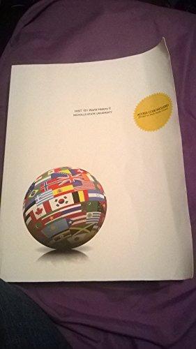 9781308164908: World History II- Hist 151