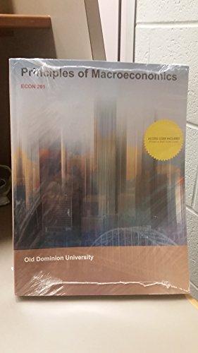 9781308169385: Principles of Macroeconomics