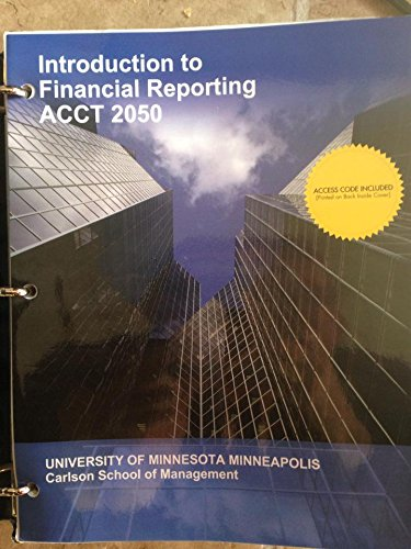9781308171418: Introduction to Financial Reporting