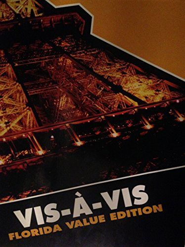 9781308178776: Mcgrawhill Vis a Vis Florida Value Edition (Broward College)