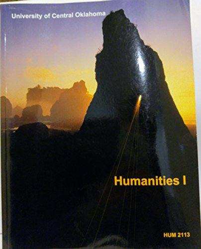 9781308188089: HUMANITIES I >CUSTOM<