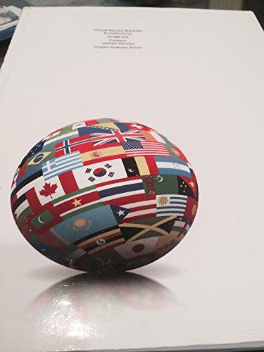 9781308208930: Global Money Markets & Institutions - Rutgers Business School
