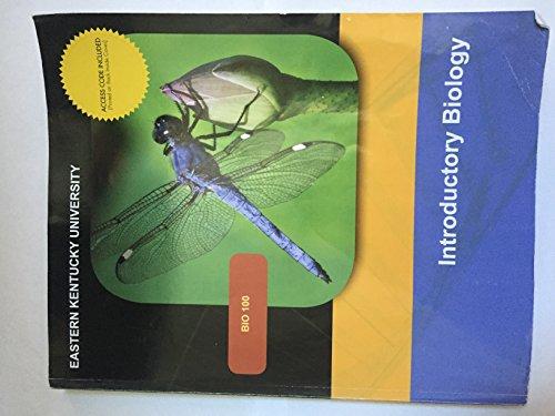 9781308251653: Eastern Kentucky University Introductory Biology