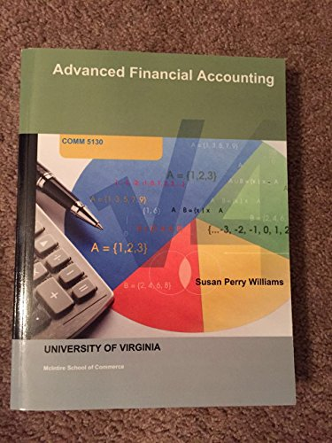9781308394602: Advanced Financial Accounting (UVA COMM5130)