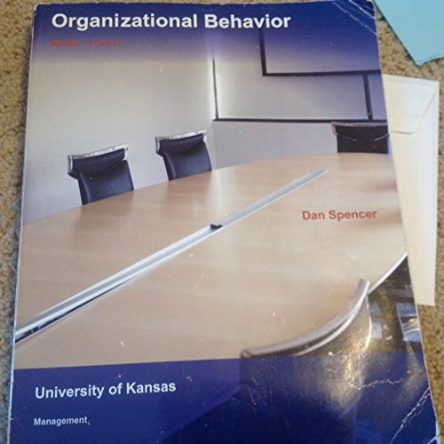9781308437187: Organizational Behavior