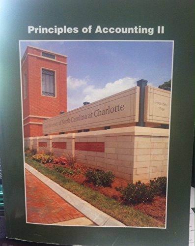 9781308472195: Principles of Accounting II