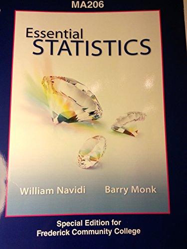 9781308476735: Essential Statistics