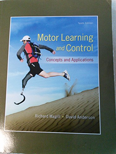 9781308481234: Motor Learning and Control: Concepts and Applications 10th Edition
