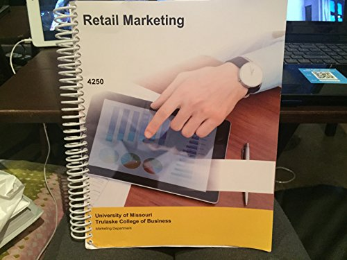 9781308485232: Retail Marketing 4250