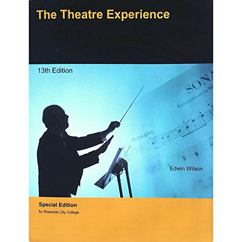 9781308486581: The Theatre Experience