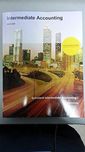 9781308563398: Intermediate Accounting Volume I with access code