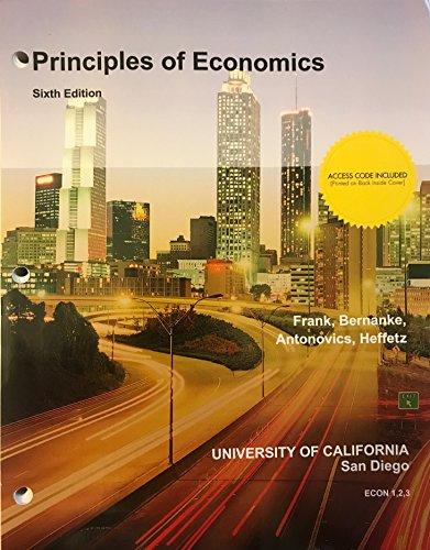 9781308574394: Princples of Economics