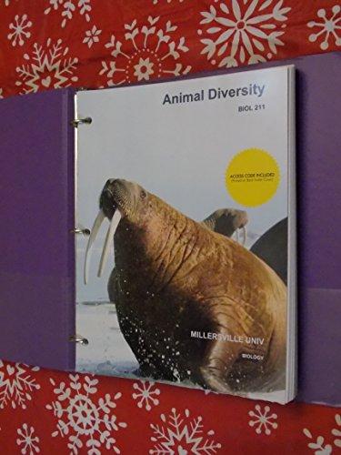 9781308592732: Animal Diversity BIOL 211
