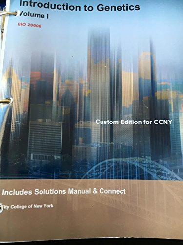 9781308615998: Genetics: From Genes to Genomes (Custom Edition for CCNY)