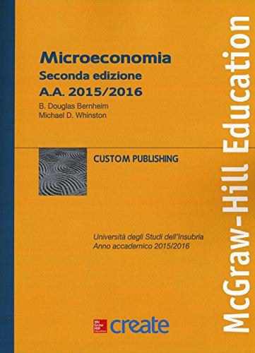 Microeconomia: Douglas B. Bernheim;