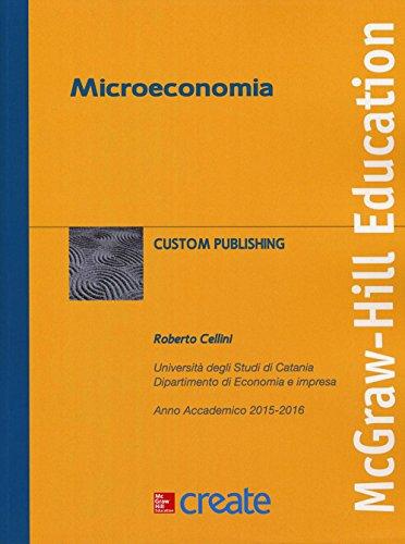 9781308712932: Microeconomia (Create)
