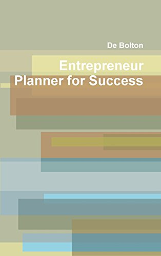 9781312007758: Entrepreneur Planner for Success