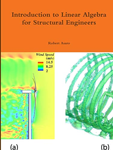 9781312046351: Introduction to Linear Algebra for Structural Engineers