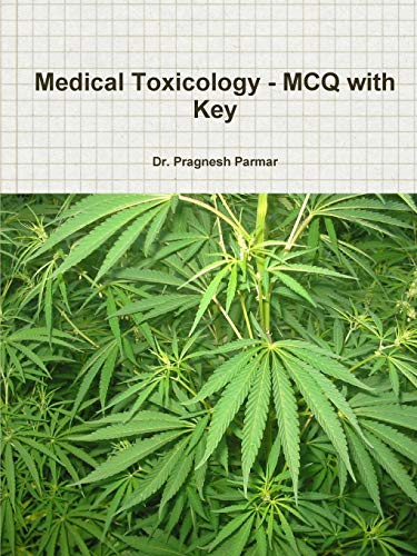 9781312072114: Medical Toxicology - McQ with Key
