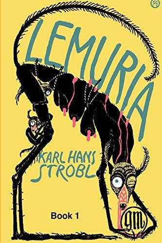 9781312134539: Lemuria Book 1