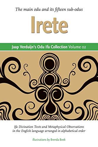 9781312154209: Jaap Verduijn's Odu Ifa Collection Volume 02: Irete (Volume 2)