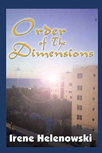 9781312170117: Order of The Dimensions