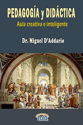 9781312228085: Manual de Pedagogia y Didactica (Aula Creativa E Inteligente)