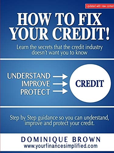 9781312251380: How To Fix Your Credit