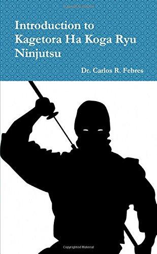 9781312255036: An Introduction to Kagetora Ha Koga Ryu Ninjutsu