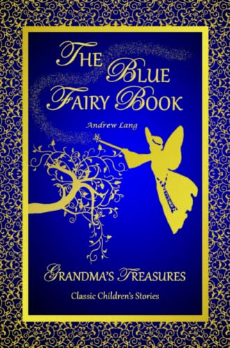 9781312288249: THE BLUE FAIRY BOOK -ANDREW LANG