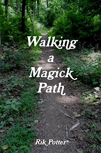 9781312352124: Walking a Magick Path