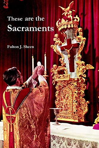 9781312381063: These are the Sacraments