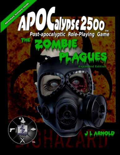 9781312466784: Apocalypse 2500 The Zombie Plagues Expanded Edition