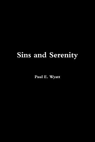 9781312480797: Sins and Serenity