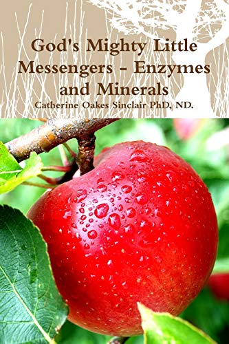 9781312525870: God's Mighty Little Messengers - Enzymes and Minerals